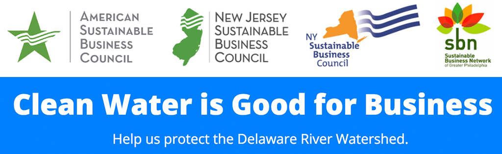 CLEAN WATER IS GOOD FOR BUSINESS -- Sign on NOW!