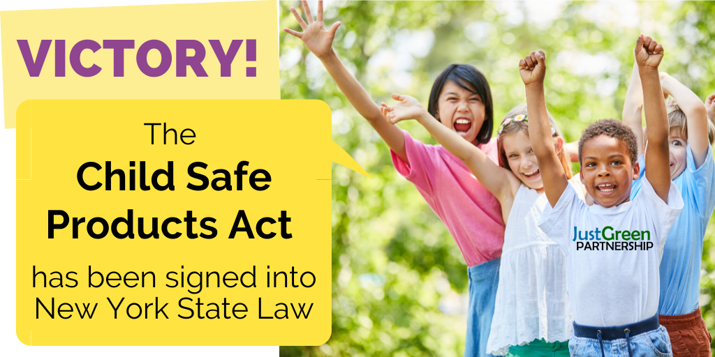 Child Safe Products Act signed into law